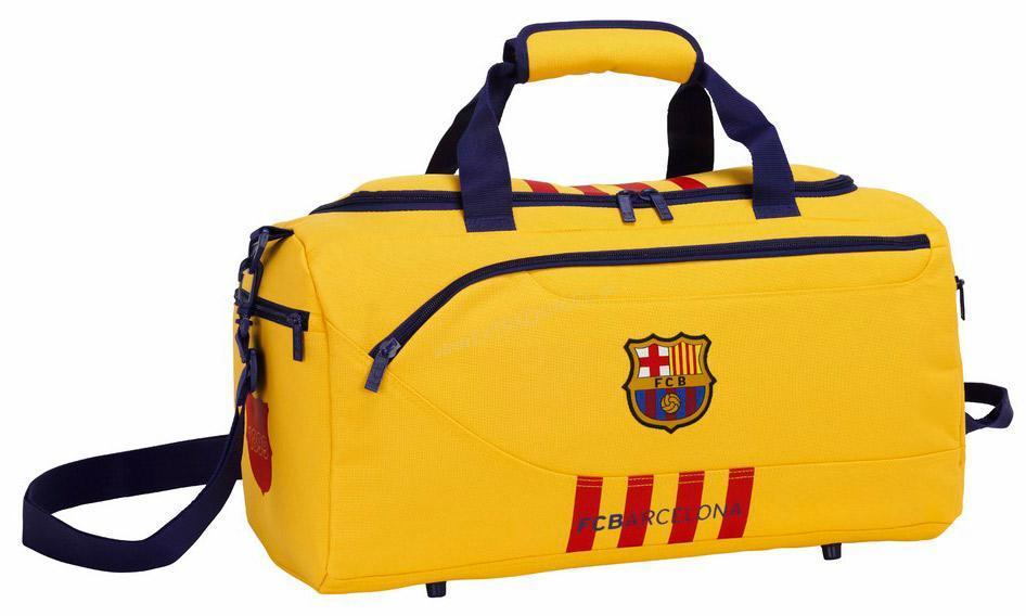 832bf9f15861e Darčeky pre mužov | Športová taška FC Barcelona Yellow 50 cm ...