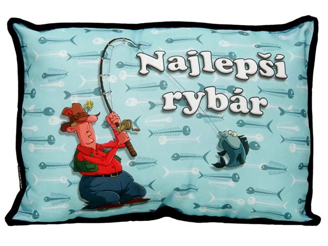 ee3757320219 Vankúš Najlepší rybár empty