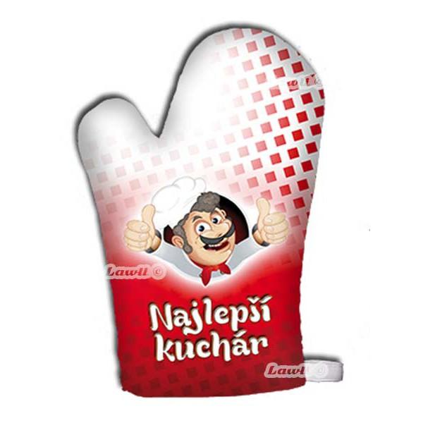 cb29cacb4 Kuchynská chňapka Najlepší kuchár empty